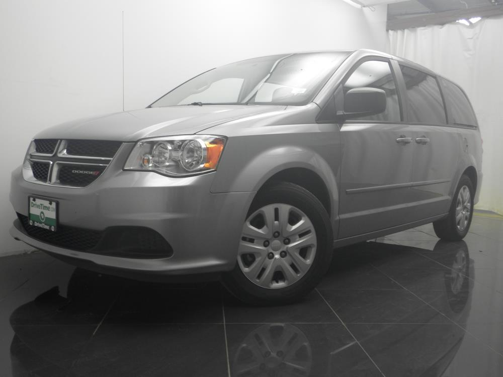 2014 Dodge Grand Caravan - 1040184017