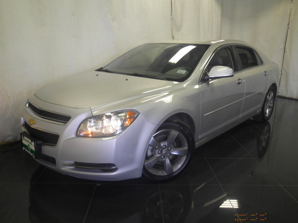 2012 Chevrolet Malibu - 1040184057