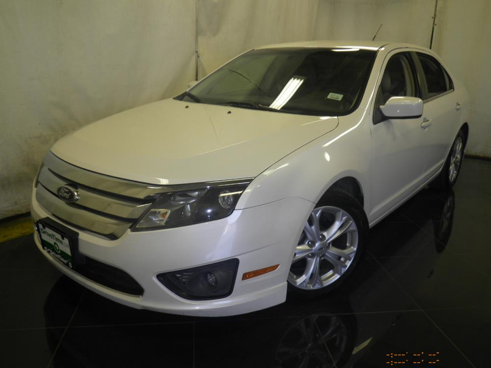 2012 Ford Fusion - 1040184099