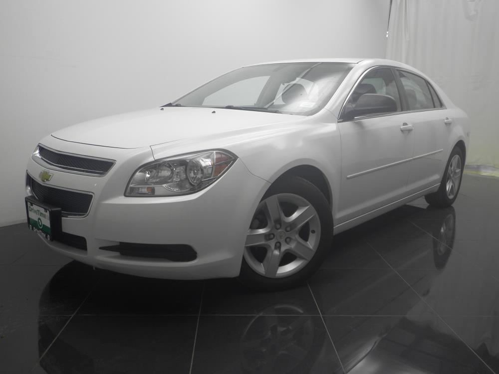 2012 Chevrolet Malibu - 1040184238