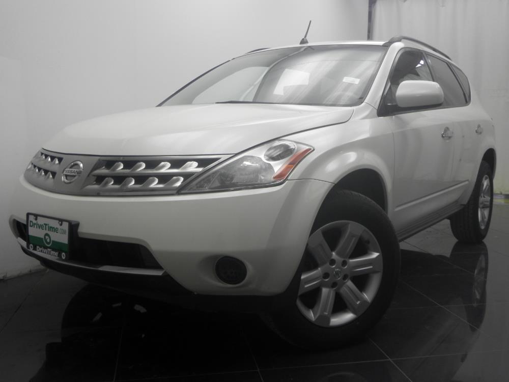 2007 Nissan Murano - 1040184287