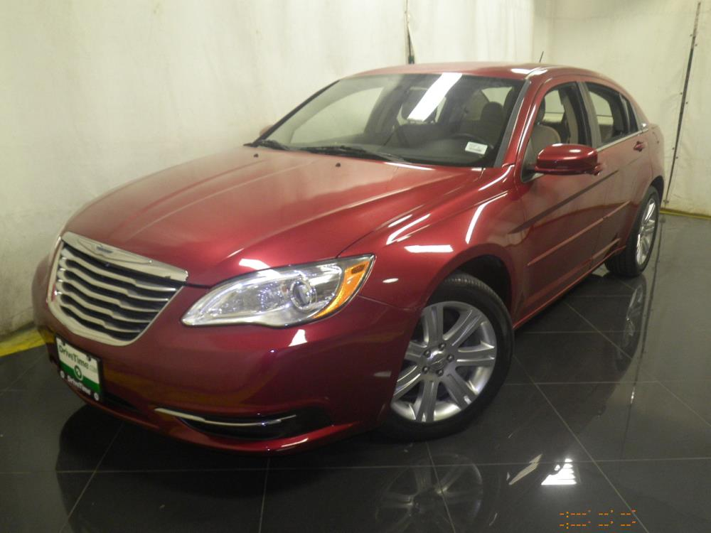 2012 Chrysler 200 - 1040184385