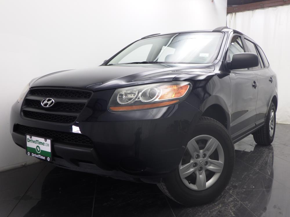 2009 Hyundai Santa Fe - 1040184509