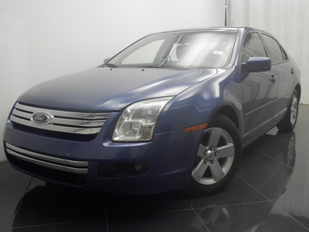 2009 Ford Fusion - 1040184515