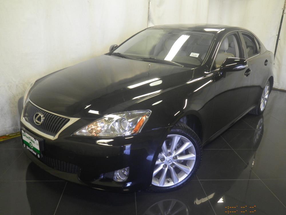 2009 Lexus IS 250 - 1040184579