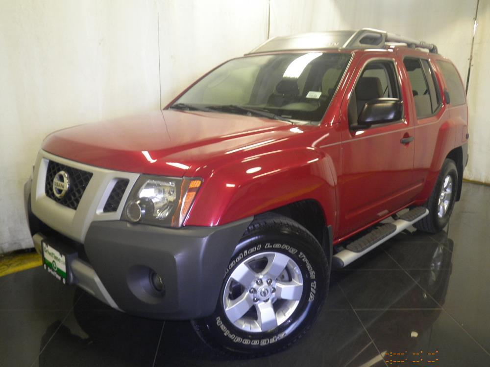 2010 Nissan Xterra - 1040184589