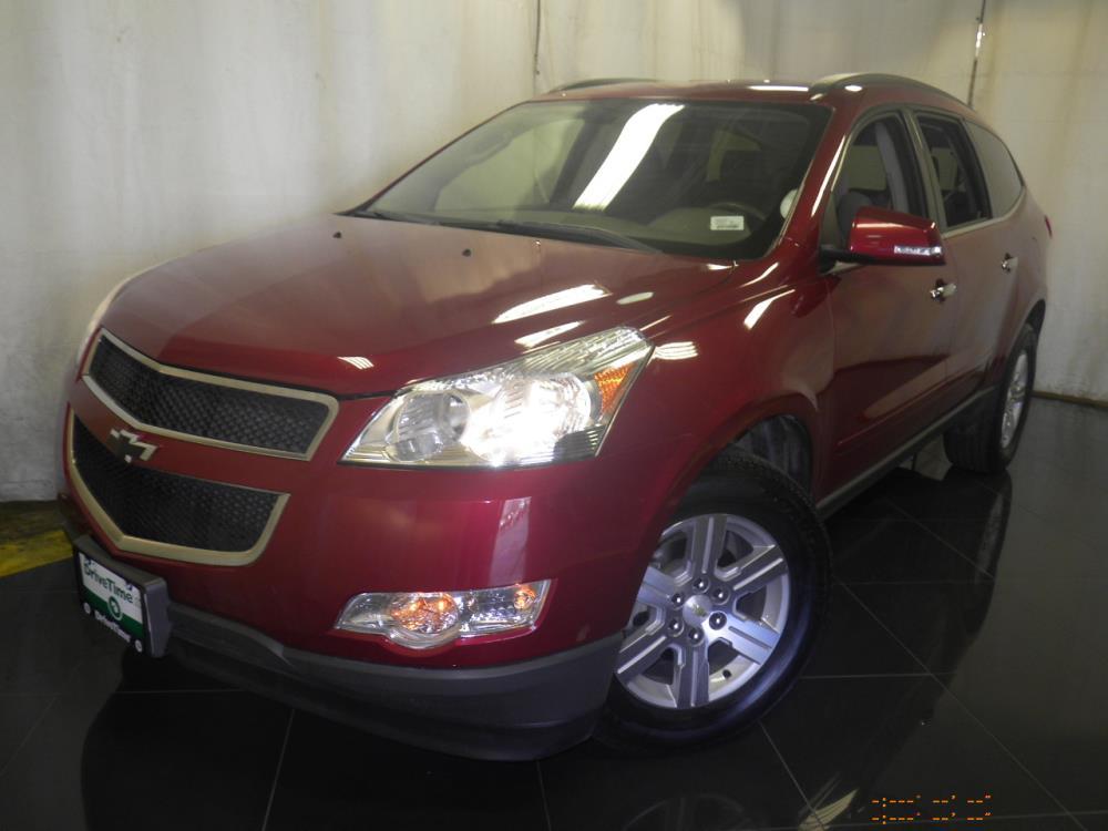 2011 Chevrolet Traverse - 1040184721
