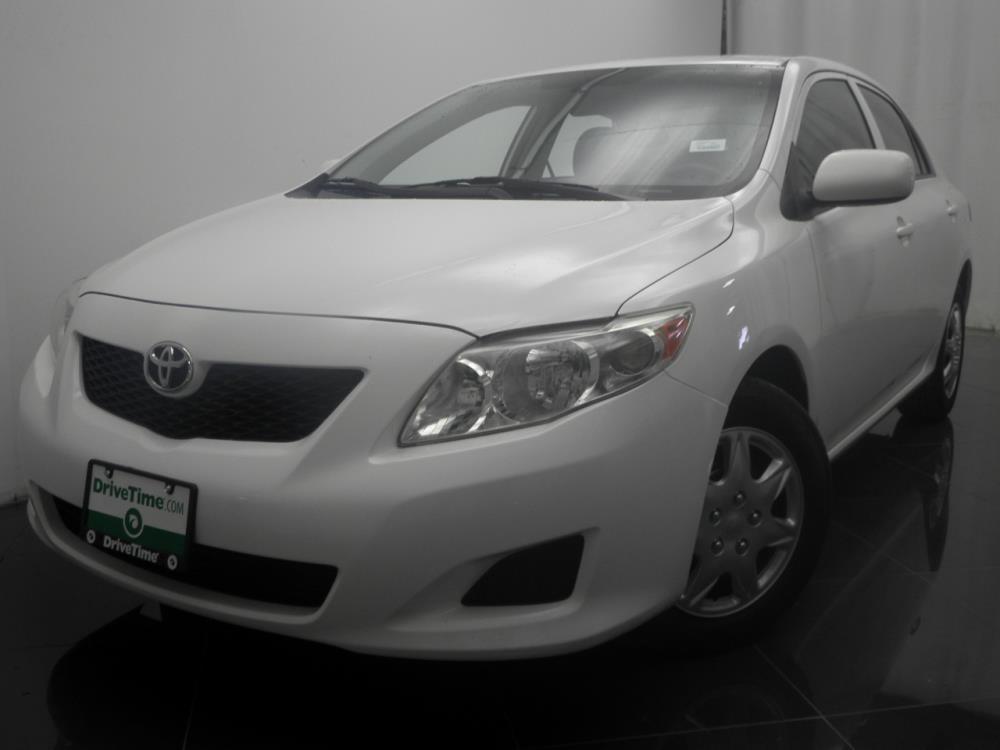 2009 Toyota Corolla - 1040184731