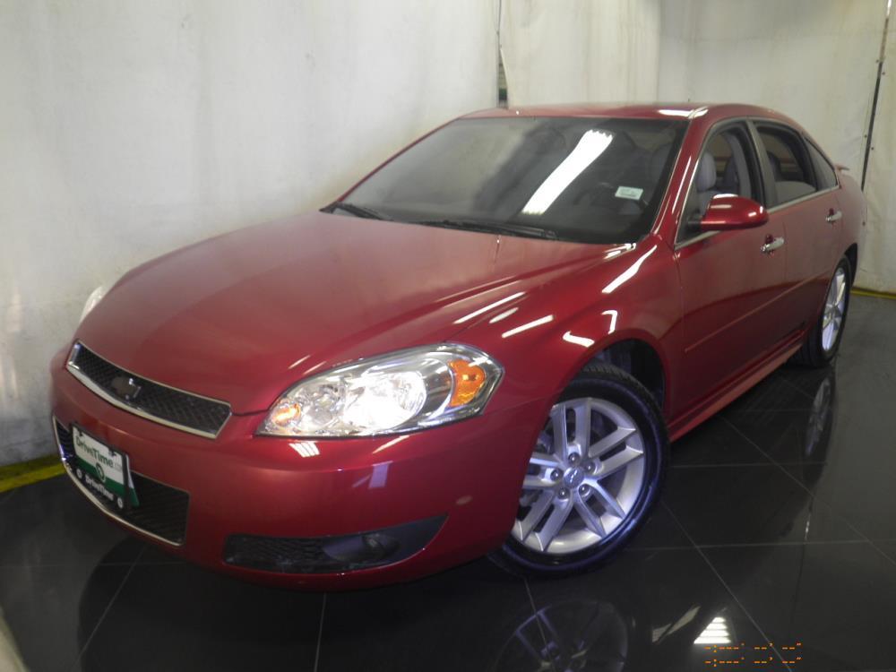 2013 Chevrolet Impala - 1040184754