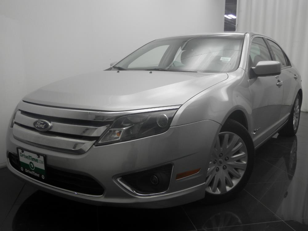 2010 Ford Fusion Hybrid - 1040184801