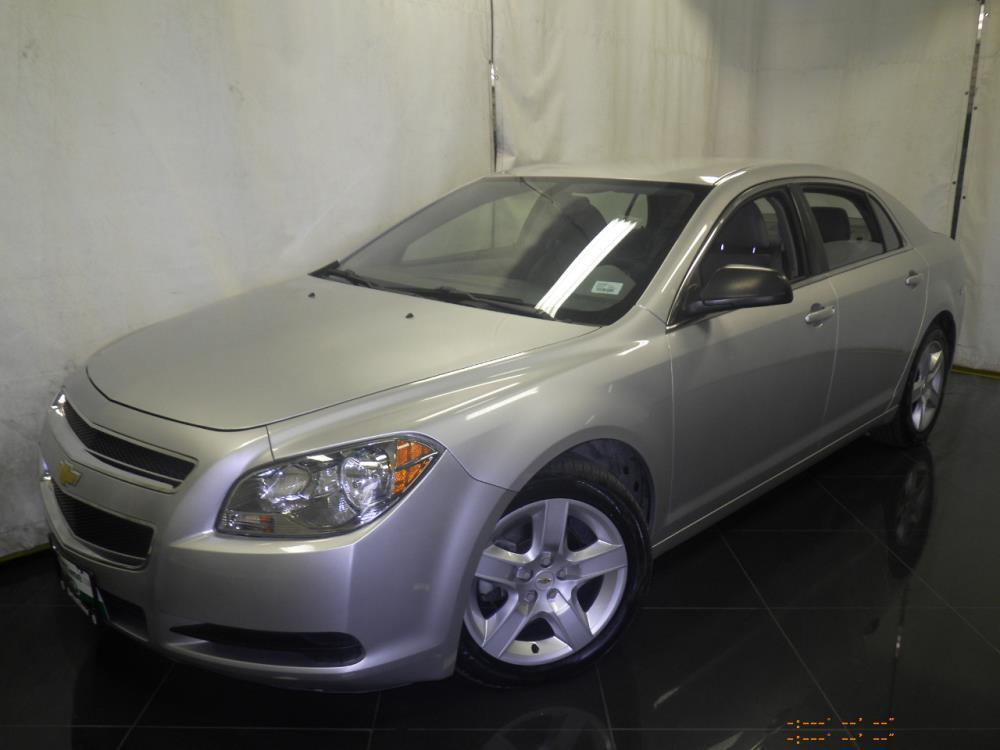 2012 Chevrolet Malibu - 1040184983