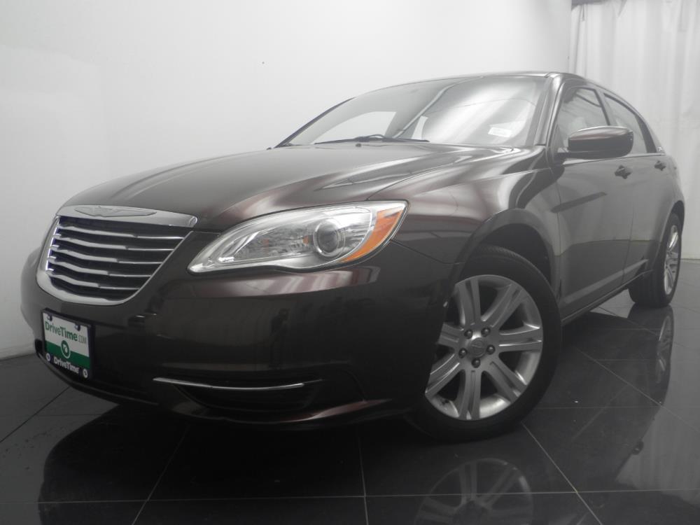 2012 Chrysler 200 - 1040184992