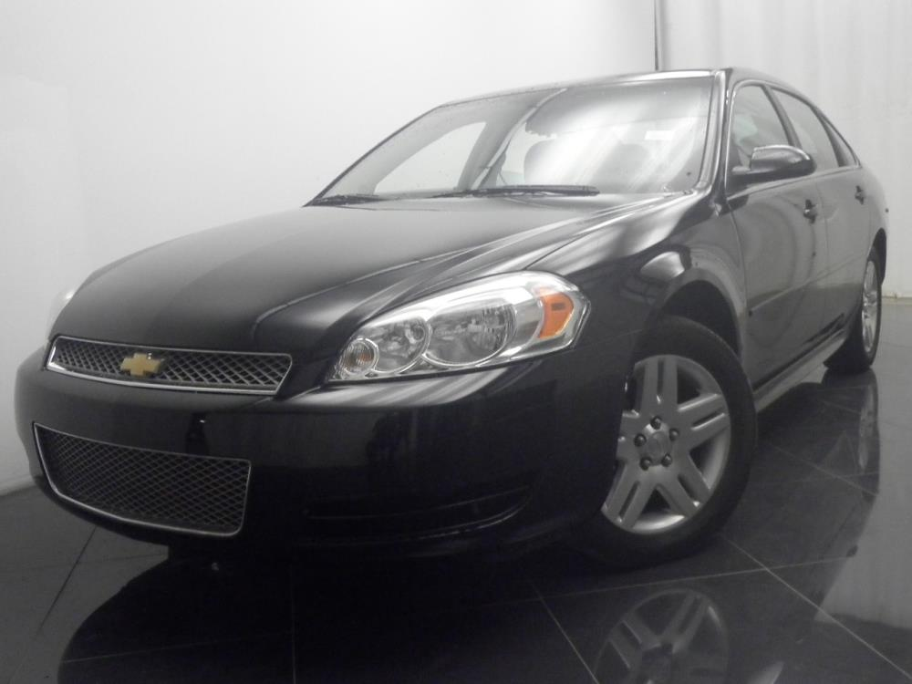2014 Chevrolet Impala Limited - 1040185032