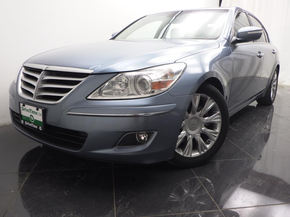 2009 Hyundai Genesis - 1040185067