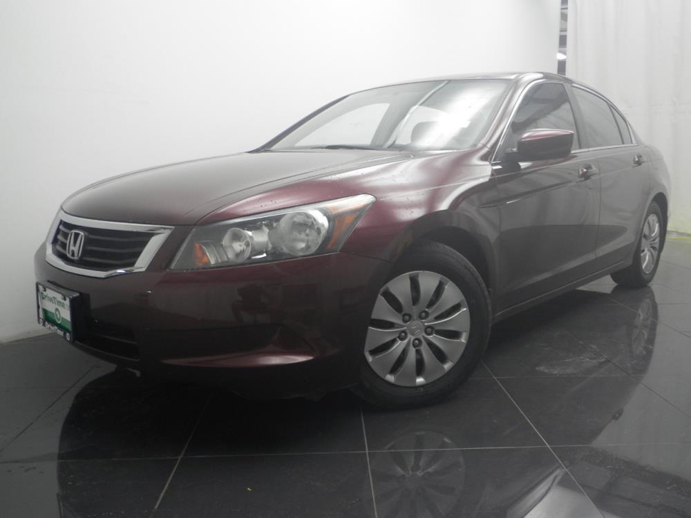 2008 Honda Accord - 1040185092