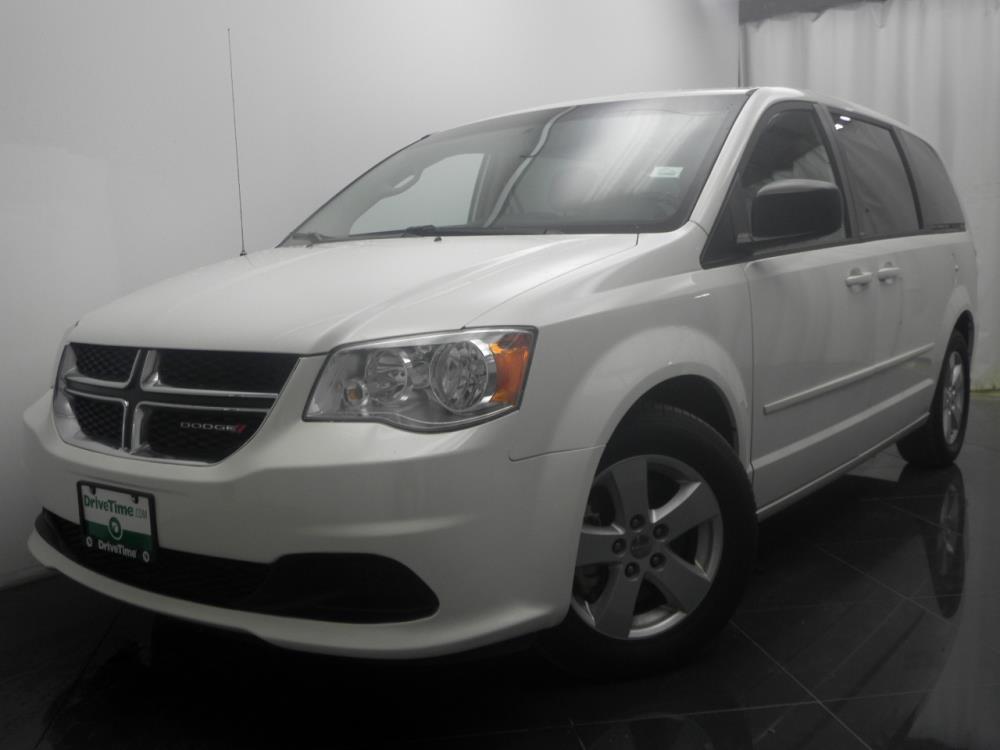 2013 Dodge Grand Caravan - 1040185117