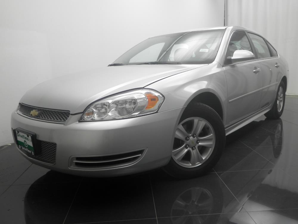 2012 Chevrolet Impala - 1040185193