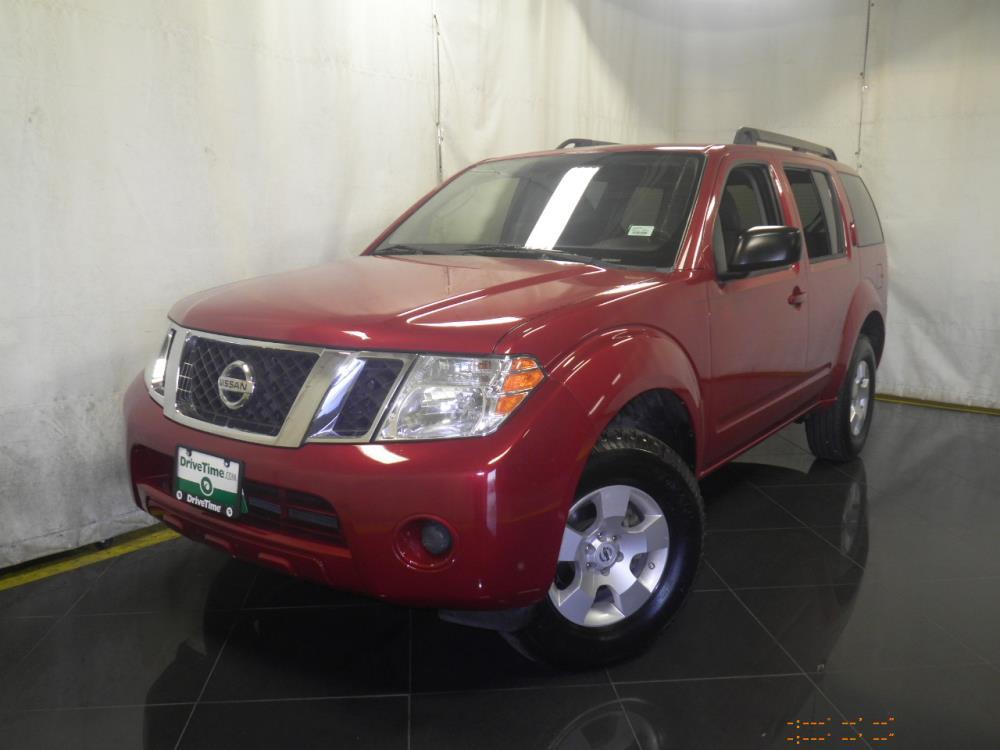 2010 Nissan Pathfinder - 1040185212