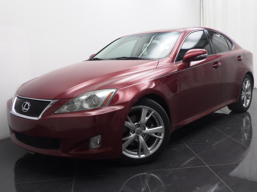 2010 Lexus IS 250 - 1040185249