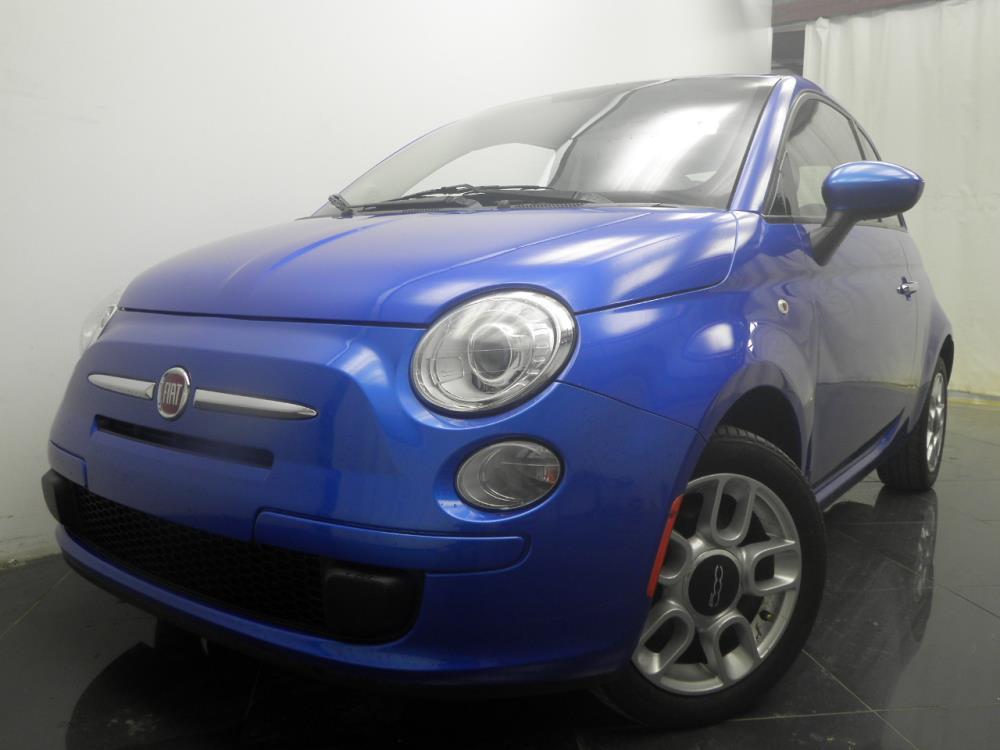 2015 FIAT 500 - 1040185297