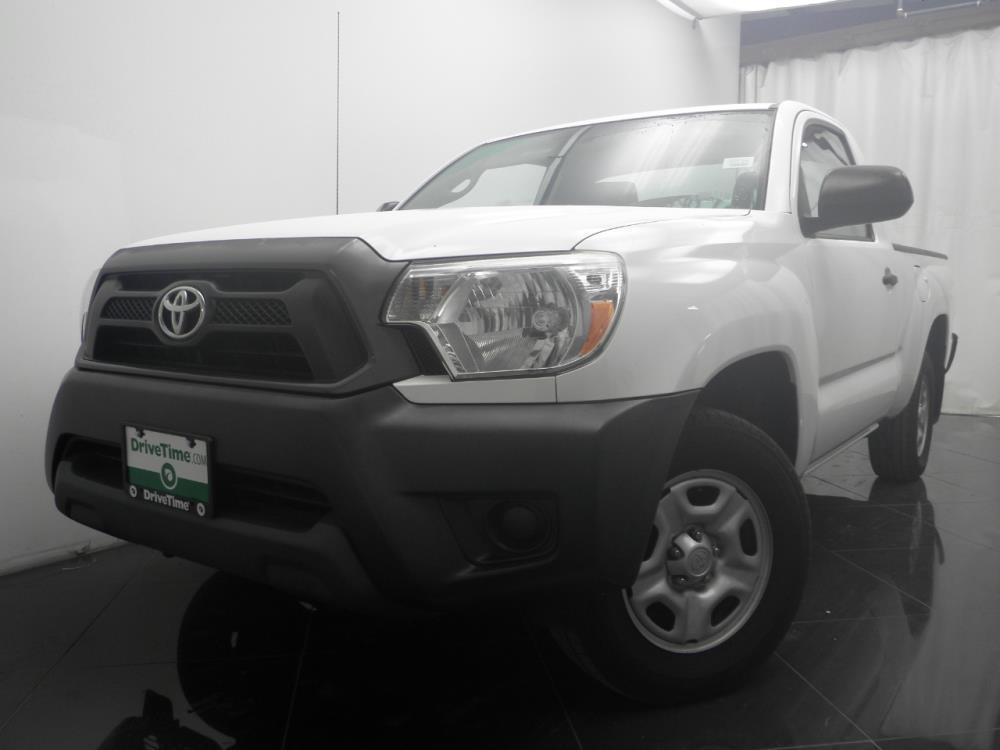2013 Toyota Tacoma - 1040185301