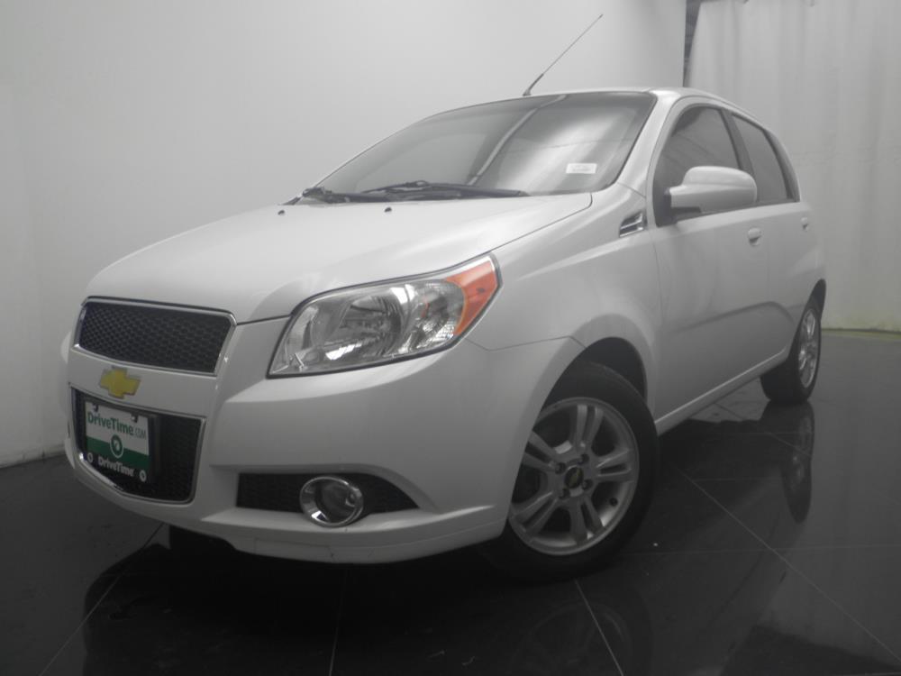 2011 Chevrolet Aveo - 1040185315