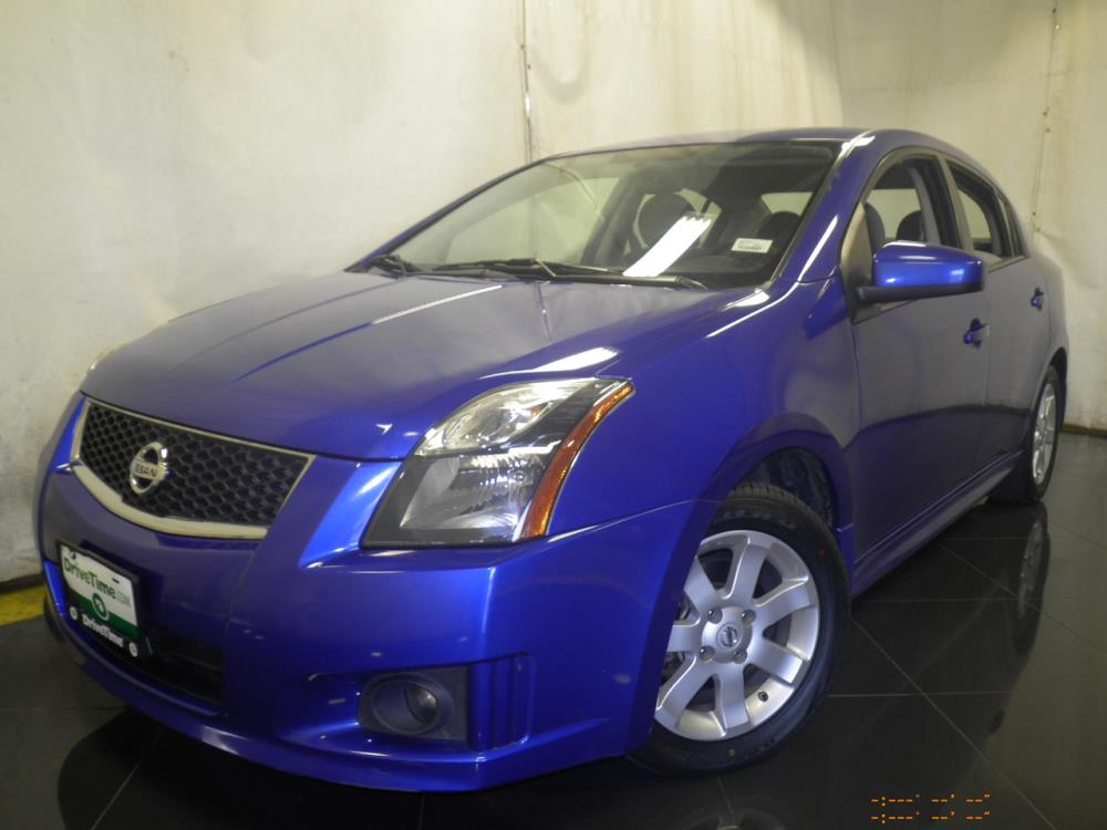 2012 Nissan Sentra - 1040185325