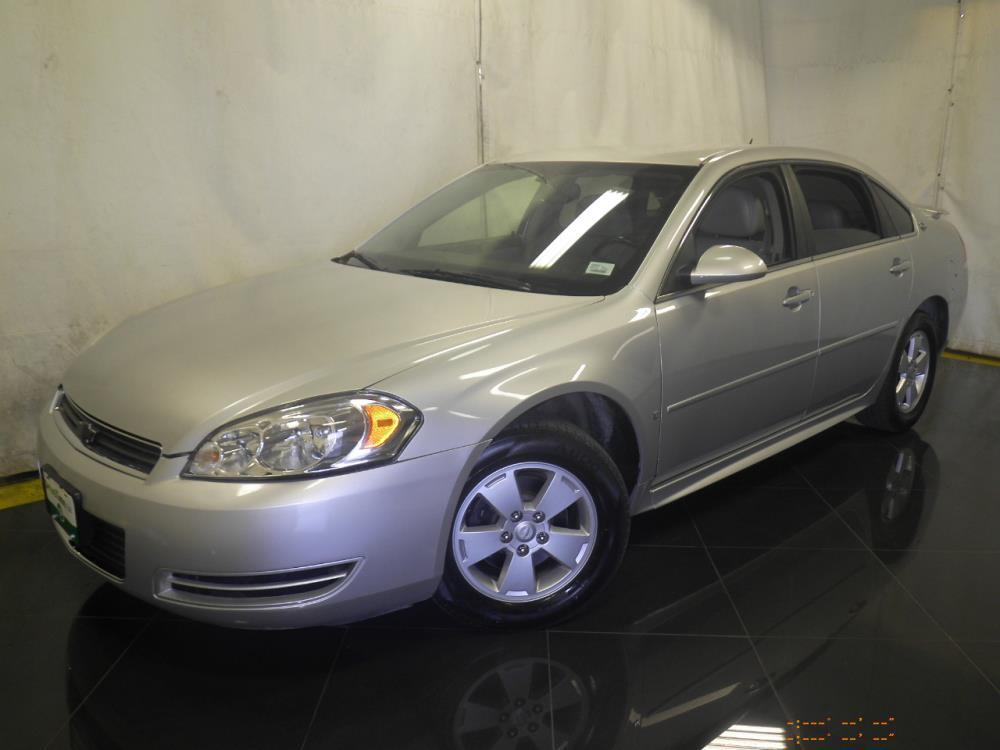 2009 Chevrolet Impala - 1040185337