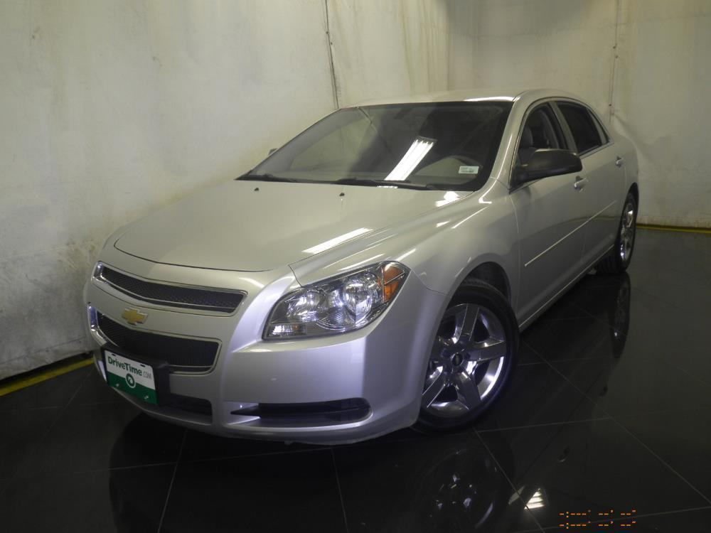 2012 Chevrolet Malibu - 1040185341