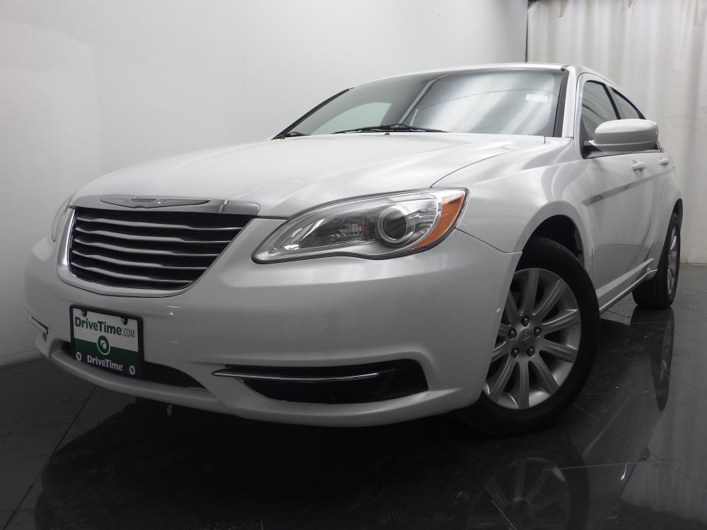 2012 Chrysler 200 - 1040185426