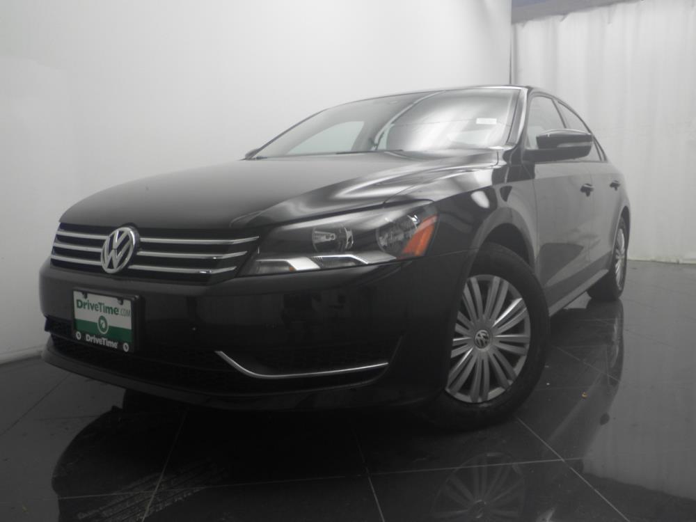 2015 Volkswagen Passat - 1040185457