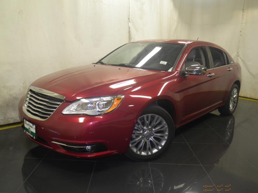 2012 Chrysler 200 - 1040185492