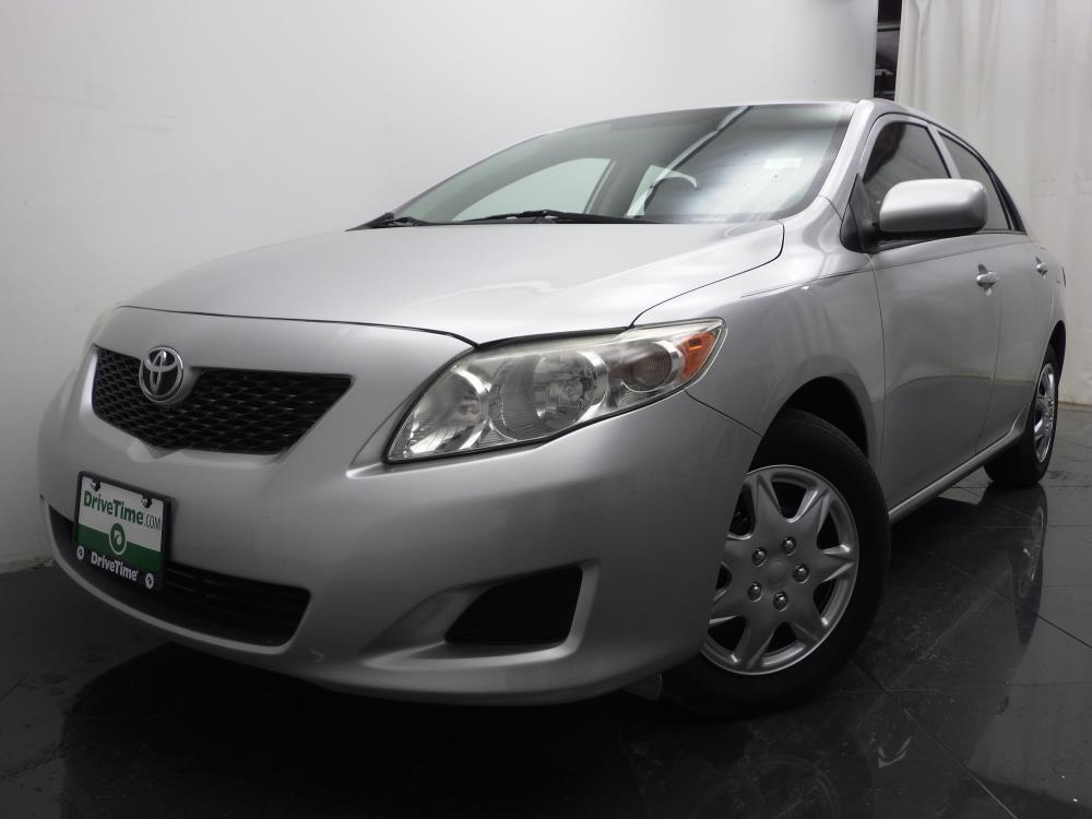 2009 Toyota Corolla - 1040185569
