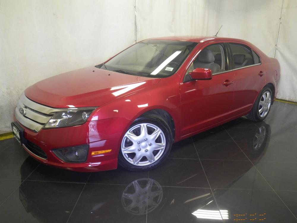 2010 Ford Fusion - 1040185630