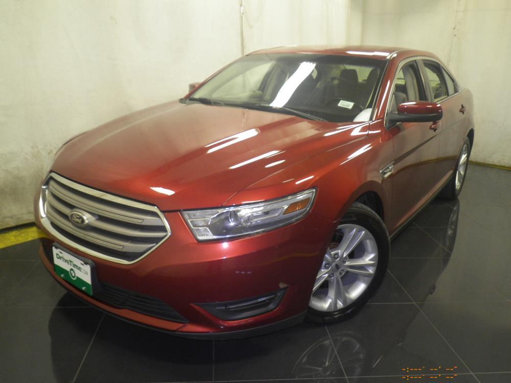 2014 Ford Taurus - 1040185635