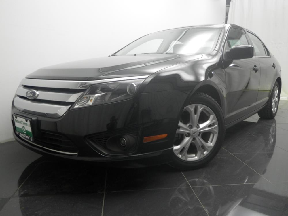 2012 Ford Fusion - 1040185683