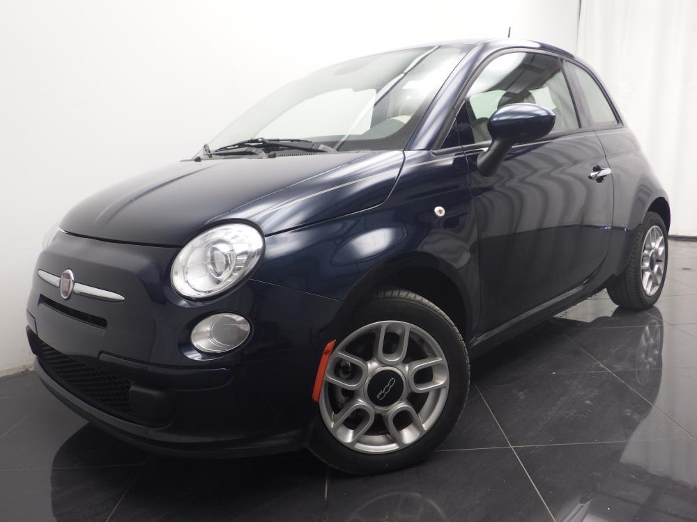 2015 FIAT 500 - 1040185719