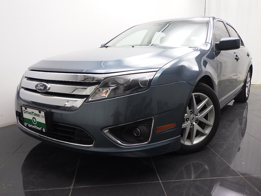 2011 Ford Fusion - 1040185786