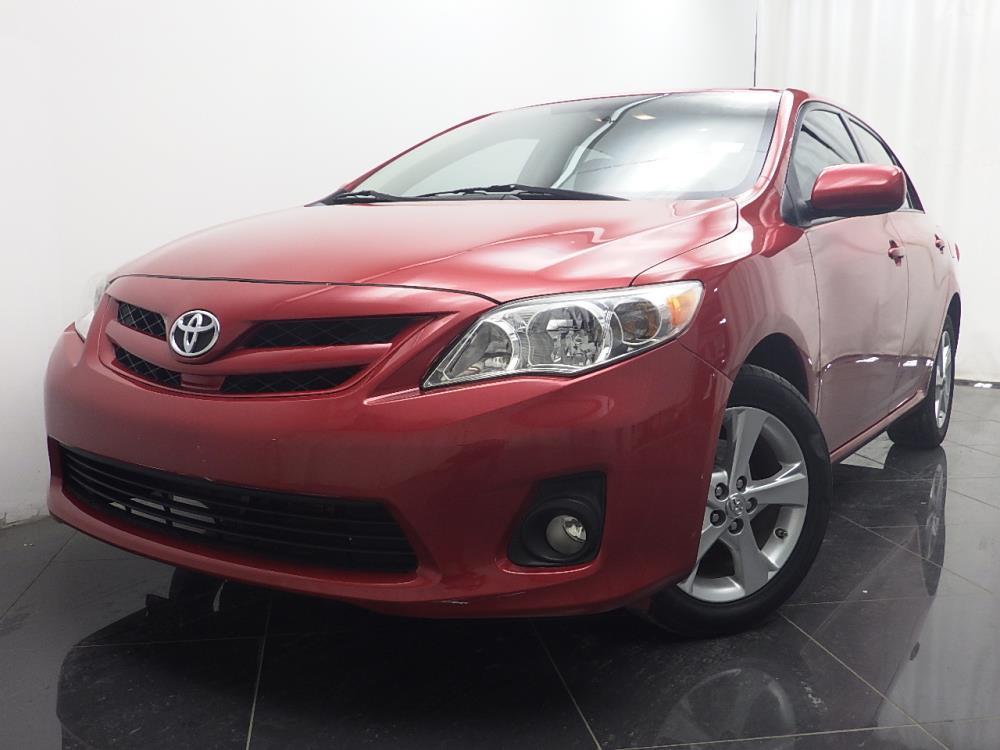 2012 Toyota Corolla - 1040185811