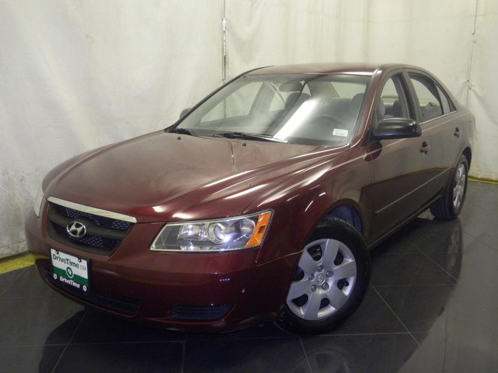 2007 Hyundai Sonata - 1040185822