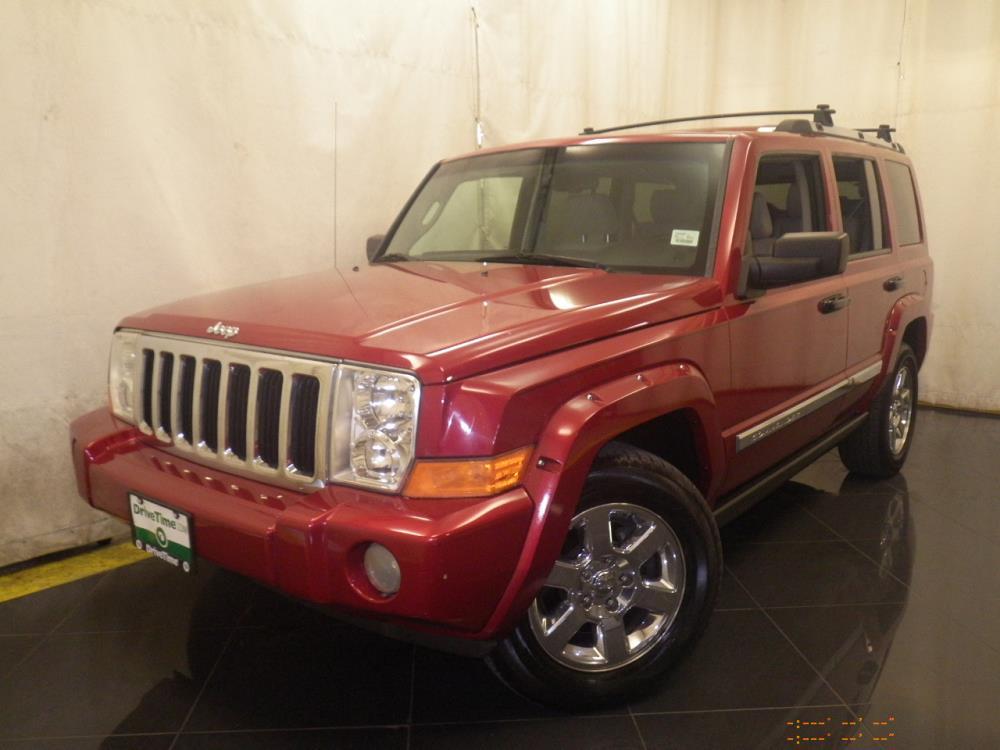 2006 Jeep Commander - 1040185844