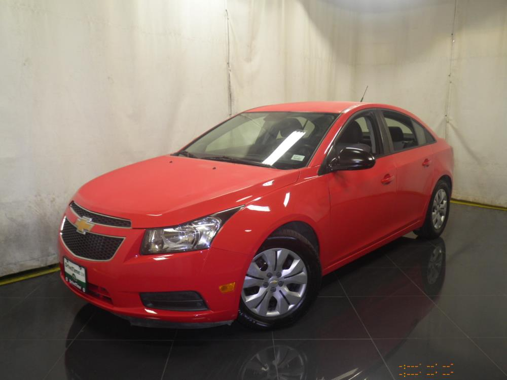 2014 Chevrolet Cruze - 1040185856