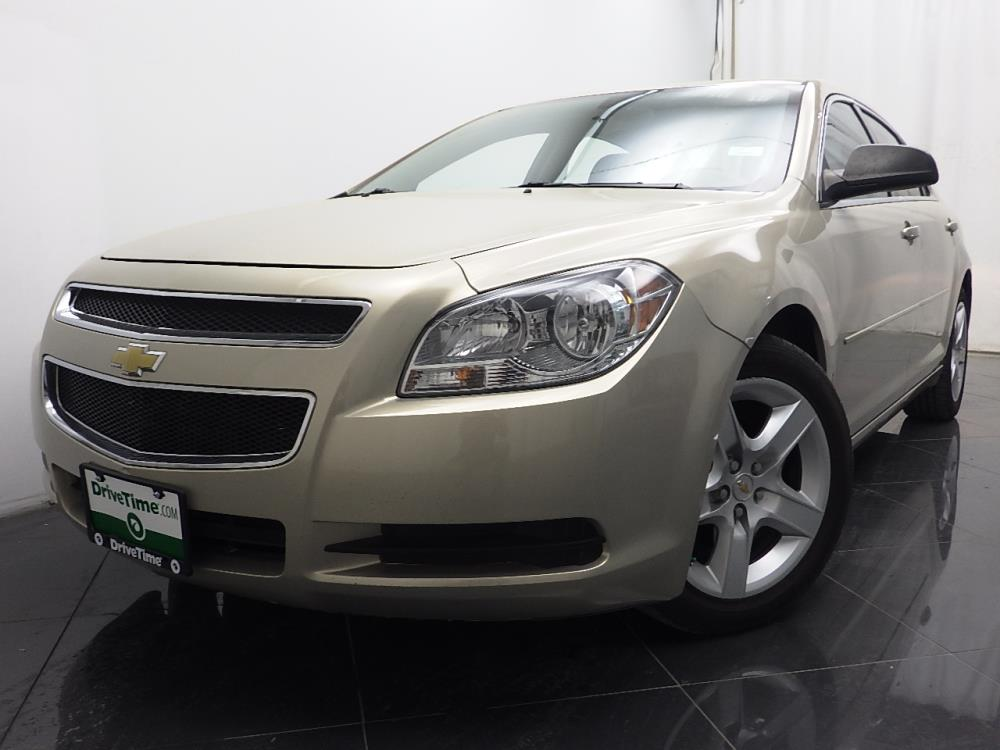2012 Chevrolet Malibu - 1040185863