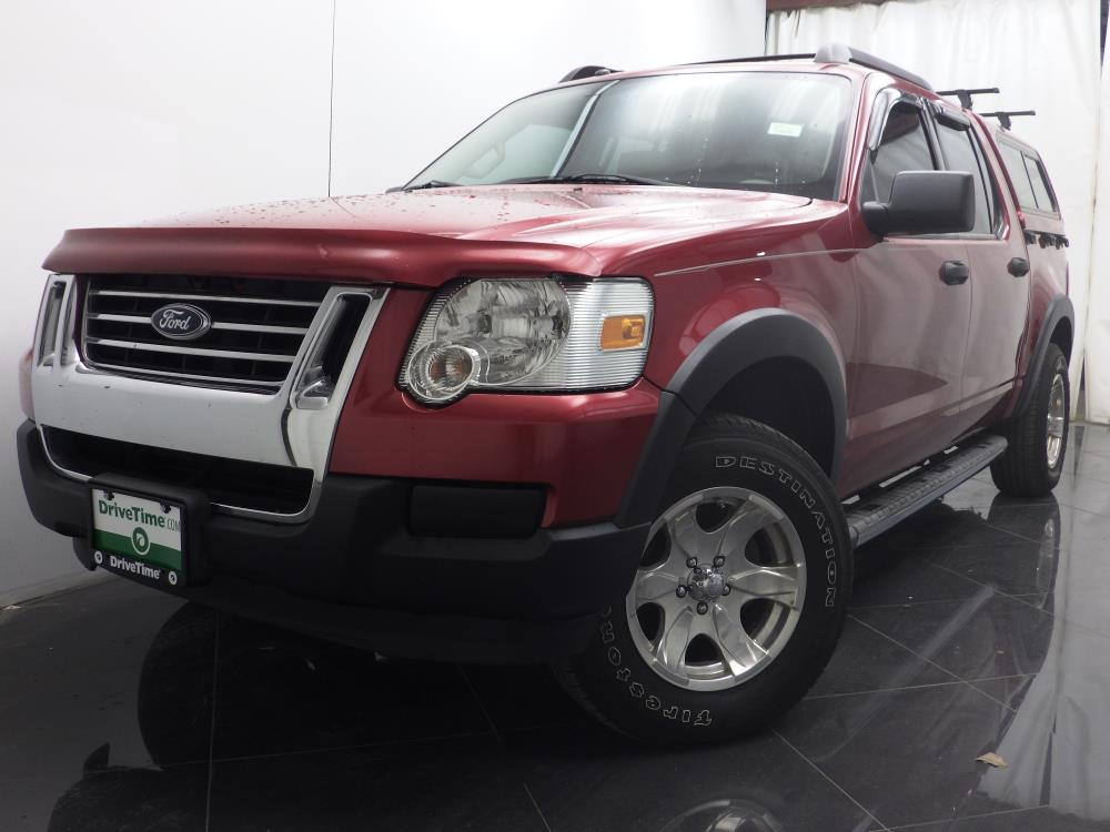 2007 Ford Explorer Sport Trac - 1040185933