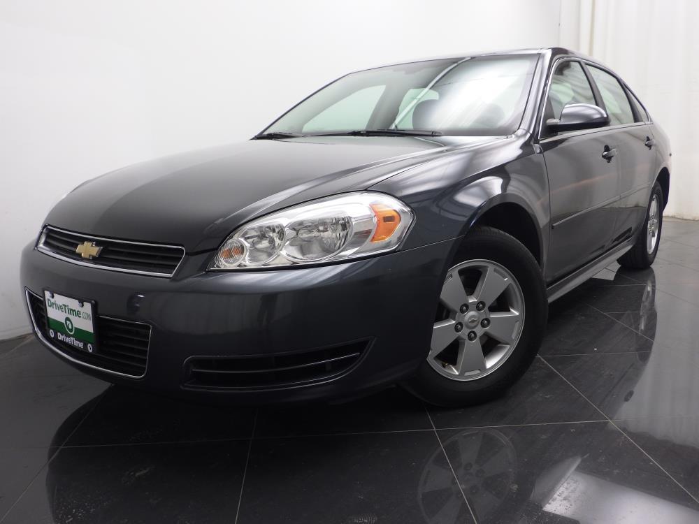 2011 Chevrolet Impala - 1040185942