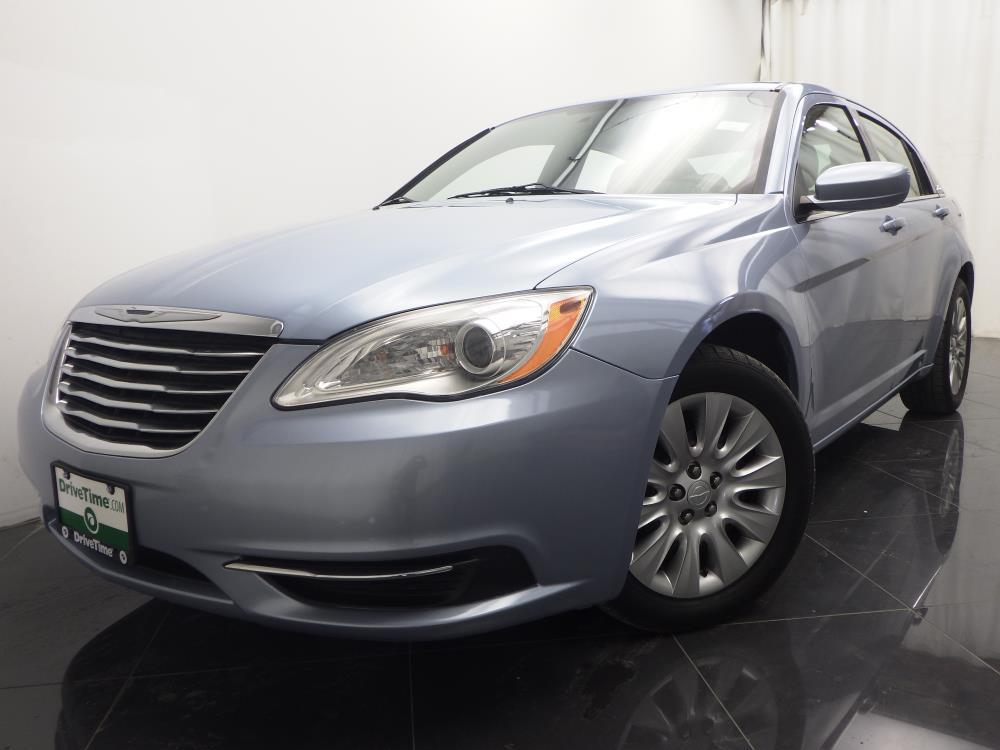 2014 Chrysler 200 - 1040185950