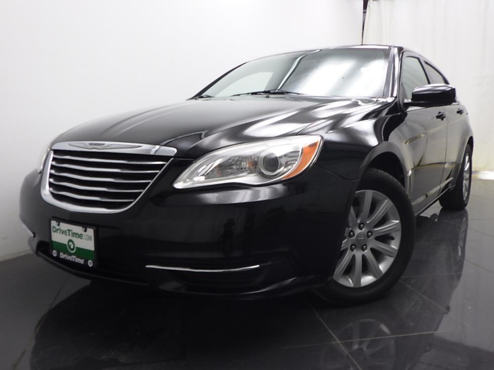 2013 Chrysler 200 - 1040185954