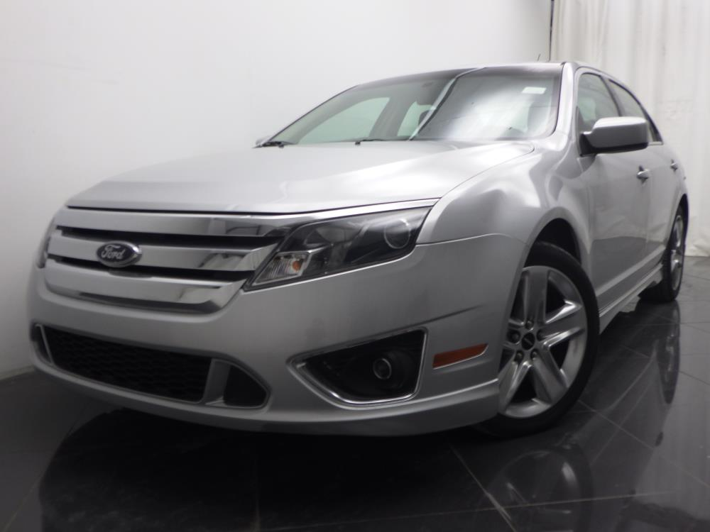 2010 Ford Fusion - 1040185993