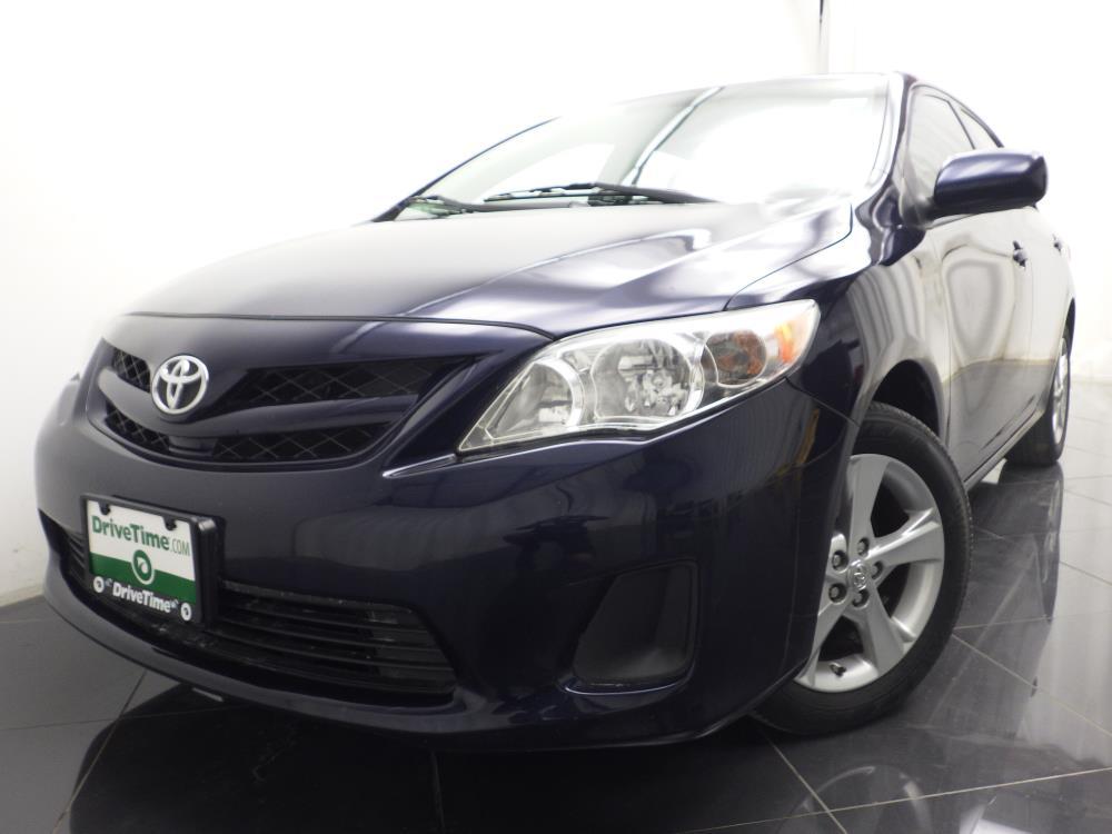 2012 Toyota Corolla - 1040186017
