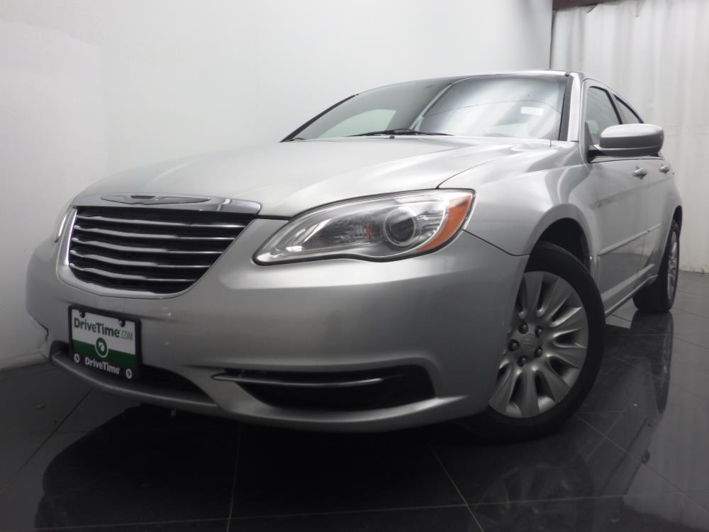 2012 Chrysler 200 - 1040186018